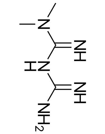 Glucophage - (1) - Analogue